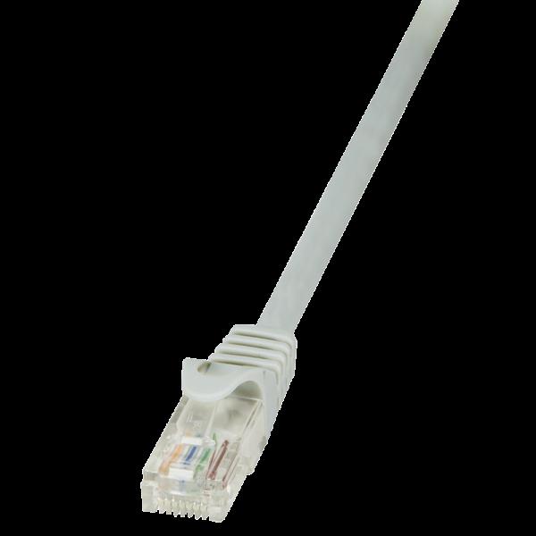 LogiLink 0,25m CAT5e U/UTP CP1012U