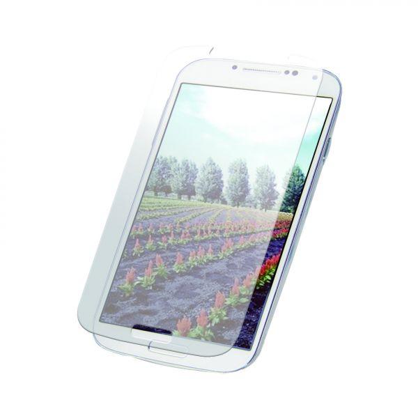 LogiLink Displ. protection glass for Samsung S4