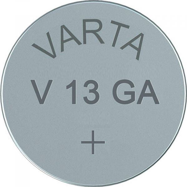 Varta Knopfzelle Alkali-Mangan LR44 LR1154 357A GPA76 82 1,5V 4276 AG13 Bulk V13GA