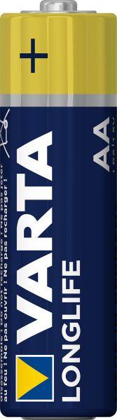 Varta 1 Zelle Longlife AA Mignon Alkaline Batterie LR6 MN1500 Stilo 1,5 V lose Bulk 4106