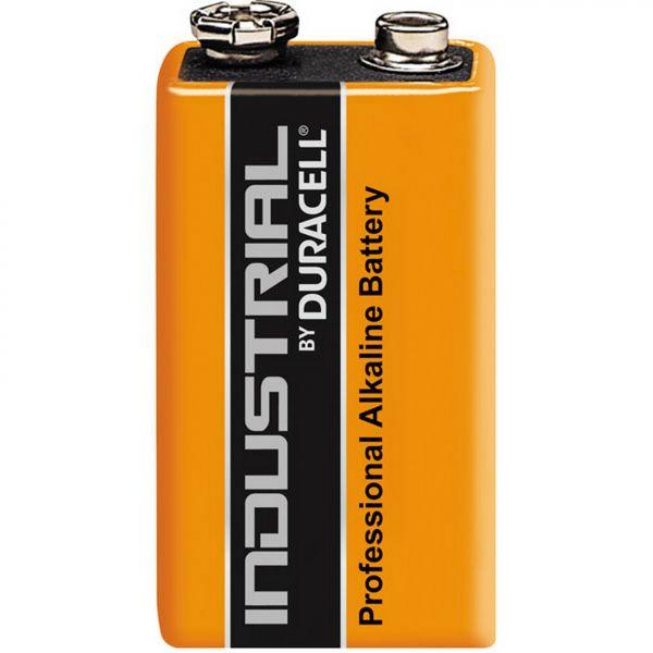 Duracell 9V Industrial Batterie 6LR61 Bulk MN1604
