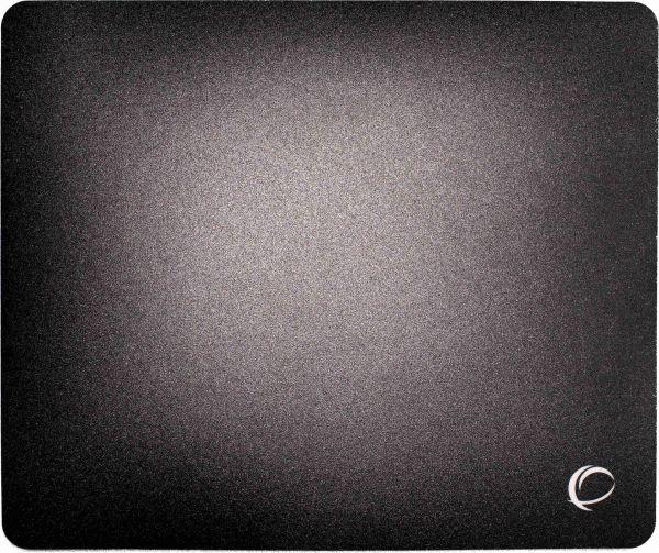 EWANTO Mauspad Office Line Schwarz mit soft slide Oberfläche