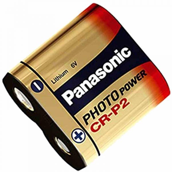 Panasonic CRP2 Photo Lithium Batterie 6V Fotobatterie bulk CR-P2L