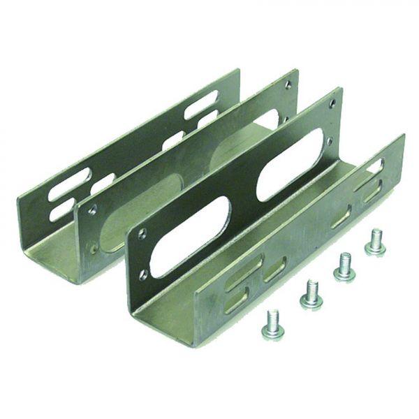 LogiLink Mounting Brackets, Metall, 2pcs / Set