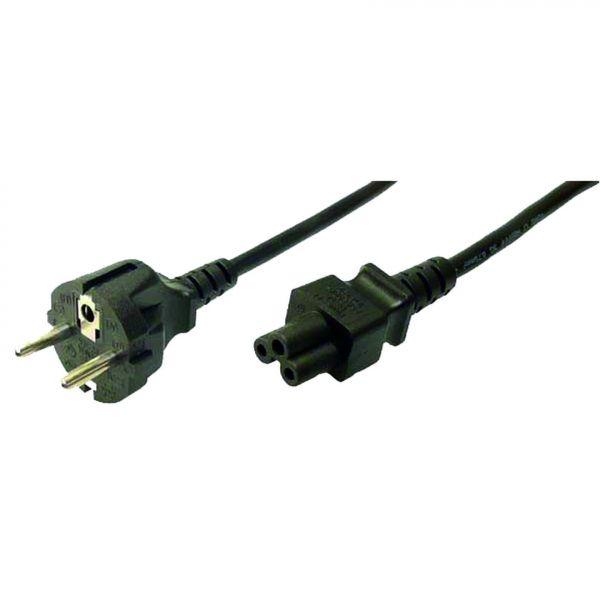 LogiLink 1,8m Schuko -> Warmgeräte Stromkabel