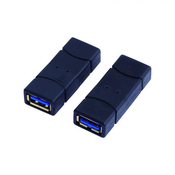 LogiLink USB Adapter, USB 3.0 AF / AF