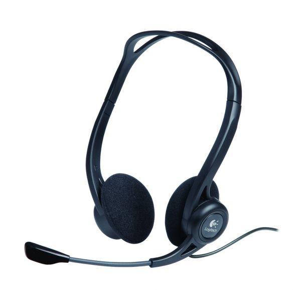 Logitech PC Headset 960 USB - Kopfhörer 981-000100