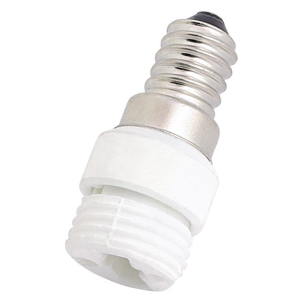 LogiLink Lampensockel Adapter E14 auf G9