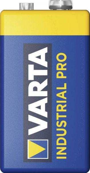 Varta 4022 Industrial Pro 9V Block Batterie 6LR61 Bulk