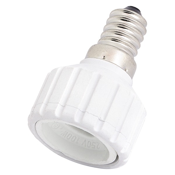 LogiLink LogiLight Socket Adapter, E27 to GU10