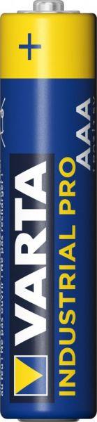 Varta Industrial Pro AAA Micro 1,5V Batterie LR03 BULK 4003