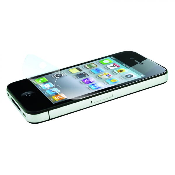 LogiLink Display protection foil for iPhone 4
