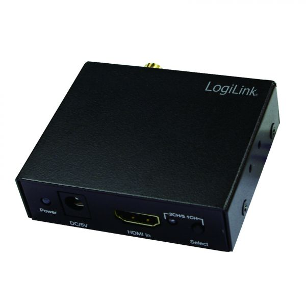 LogiLink HDMI 2CH/5.1CH Audio Splitter