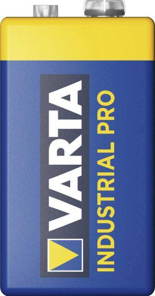 Varta Industrial Pro 9V Block Batterie 6LR61 Bulk 4022