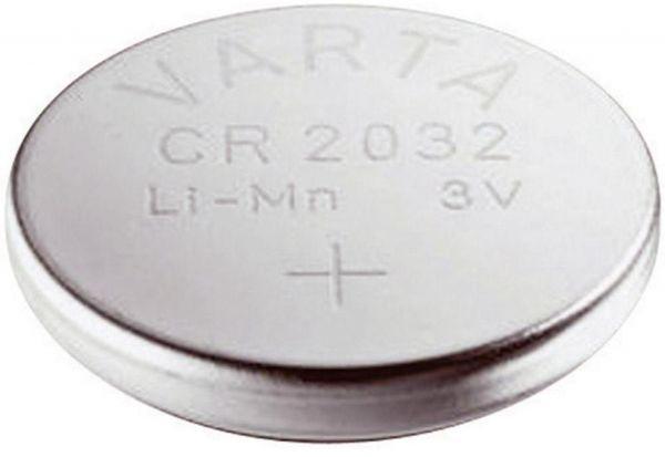 Varta CR2032 3V Batterie Lithium Knopfzelle Bulk VCR2032B