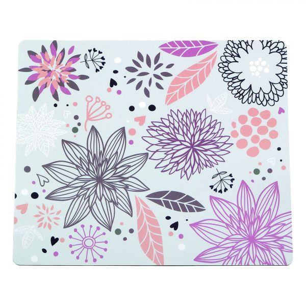 "LogiLink Designer Mauspad ""Flower Field"""