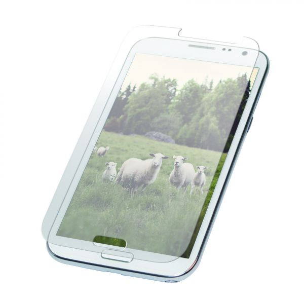 LogiLink Displ. protection glass for SamsungNote2