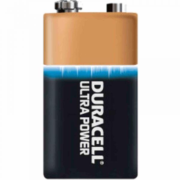 Duracell 9V E-Block 6LR61 Ultra Power Alkaline Transistor bulk MX1604