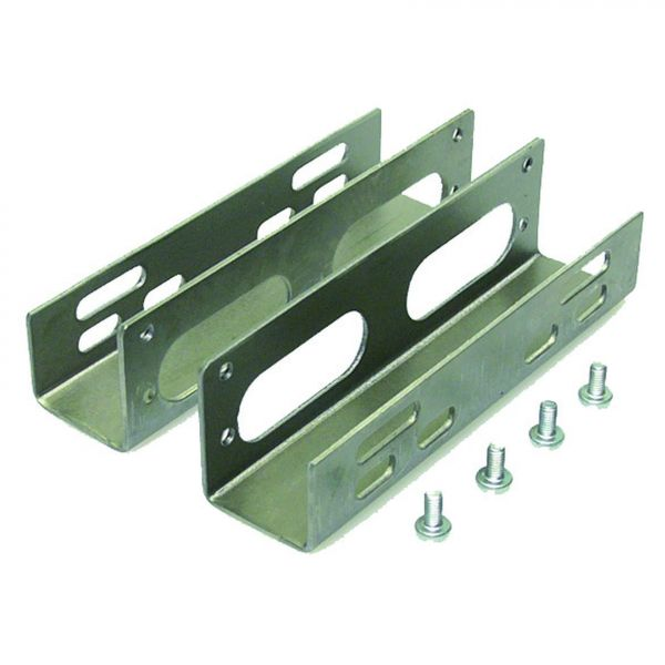 LogiLink Mounting Brackets, Metall, 2pcs / Set AD0004