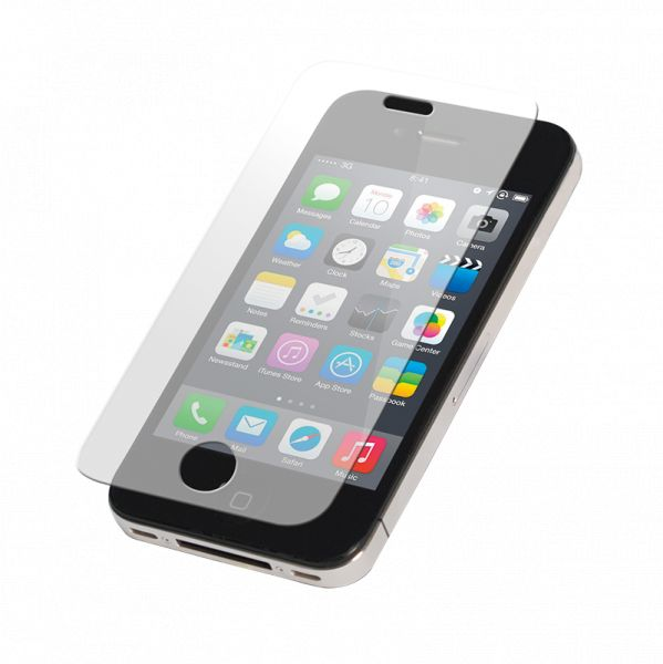 LogiLink Displ. protection glass for iPhone 4 AA0052