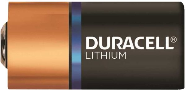 Duracell CR123 High Power Lithium Photobatterie CR123A 3V/B CR17345 Bulk 123