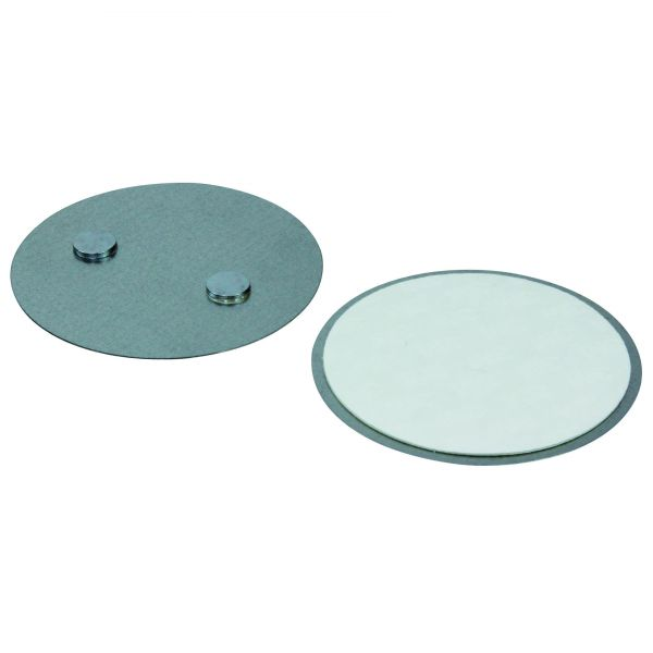 LogiLink Rauchmelder Magnetische Befestigungs-Pads SC0005