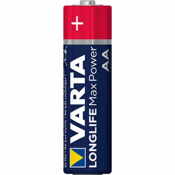 Varta Longlife Max Power AA Alkaline 1,5V LR6 Mignon Stilo MN1500 bulk ehem. Max Tech 4706