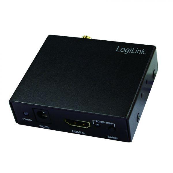 LogiLink HDMI 2CH/5.1CH Audio Splitter
