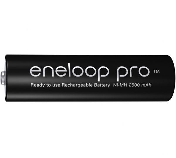 Panasonic Eneloop Pro R6 AA Akku Bulk