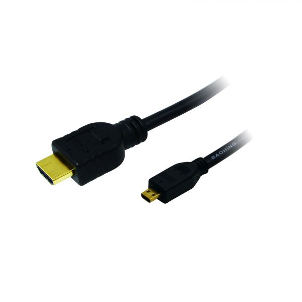 LogiLink 1m HDMI -> micro HDMI Kabel