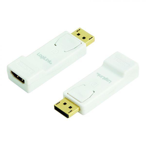 LogiLink DisplayPort zu HDMI Adapter