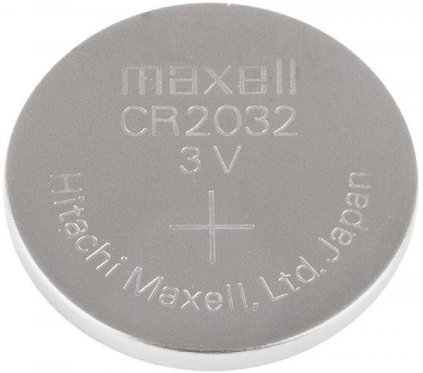 Maxell CR2032 Batterie 3V Lithium Knopfzelle Bulk 2032