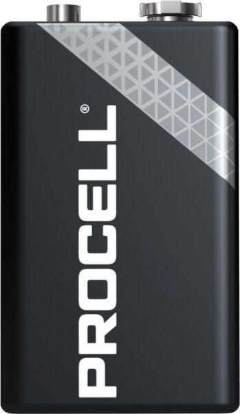 Duracell 9V Procell Batterie 6LR61 ehem. Industrial Bulk MN1604
