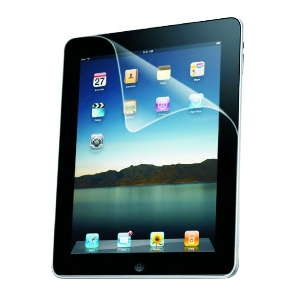 LogiLink Display protection foil for iPad 2