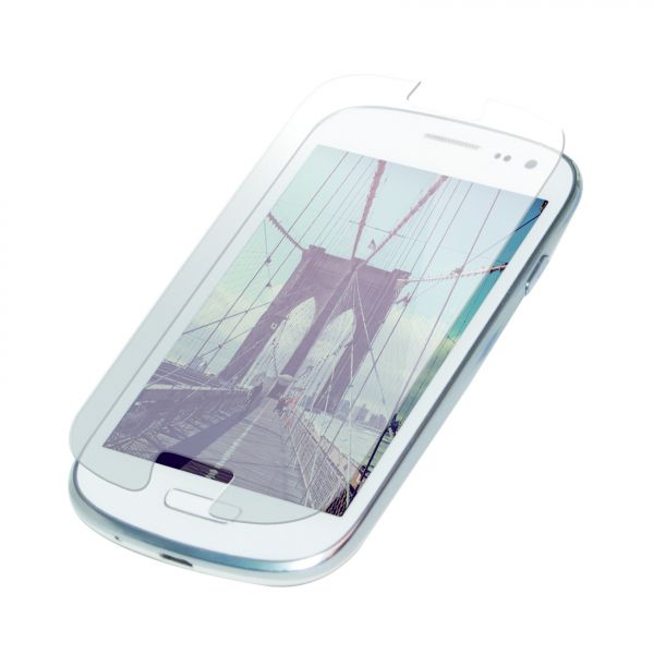LogiLink Displ. protection glass for Samsung S3