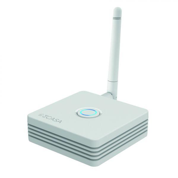 LogiLink Smart Home Basisstation mit WiFi und Bluetooth 4.0