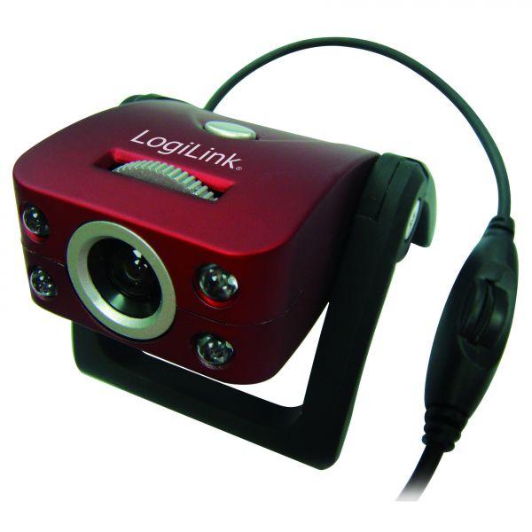 LogiLink Webcam, USB 2.0, 8MP