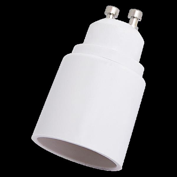LogiLink LogiLight Socket Adapter, GU10 to E27