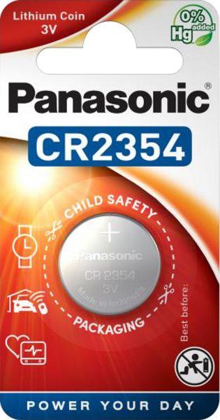 Panasonic CR2354 Batterie Lithium Knopfzelle 560 mAh 1er Blister CR-2354EL/1B